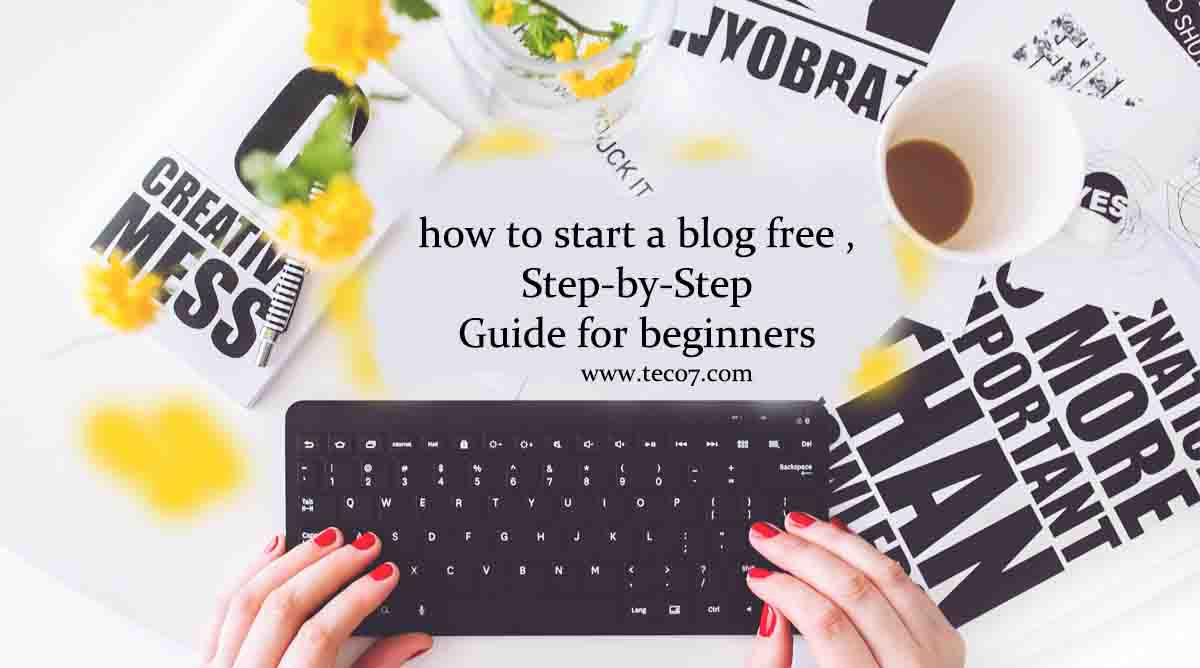 how to start a blog free to make money