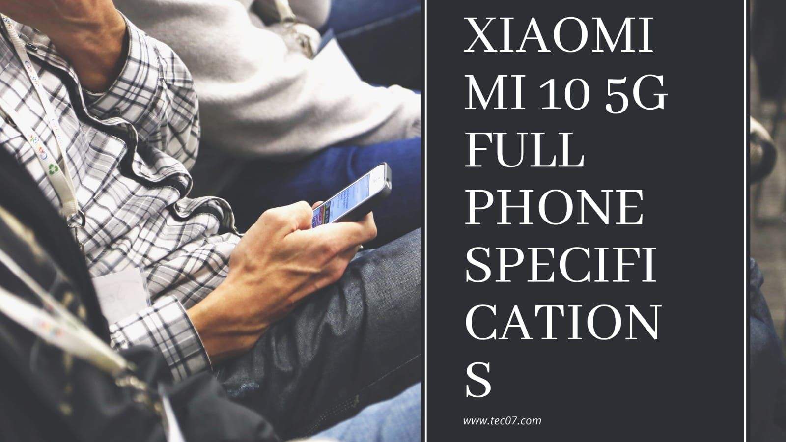 Xiaomi Mi 10 5G – Full phone specifications